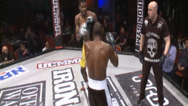 10 WCMMA 25 Javase Remon vs Lawrence ...