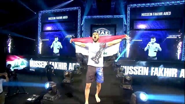 Alexandru Chitoran vs Hussein Fakher Abed UAE Warriors 2