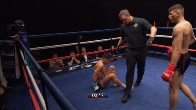 Fight 29: karim Arellano vs. Mo Abura...