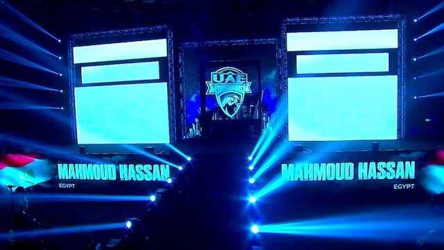 Chi Lewis Parry vs Mahmoud Hassan UAE...