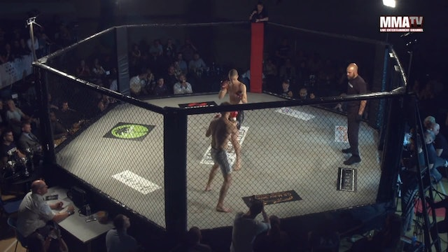 Bill Mogford vs Louis Smithson -Victory Fights 2