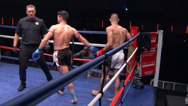 Fight 27: Richard Keeler vs. Luke Tho...