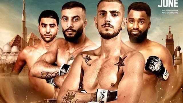 UAE Warriors 19 Arabia 3