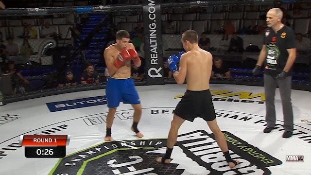 4 BFC 58 Nikita Gushchenko vs A. Latushkin