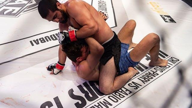 4 UAE Warriors 13 Shamil Magomedov vs...