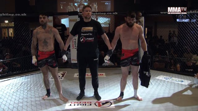 Chris Smith vs Bane Dundavan Fusion 27