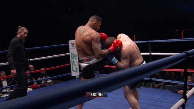 Fight 34: Nathan Ross vs. Louis King