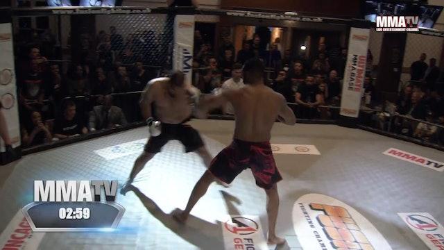 Cyrus Stark vs Marcus Danille Fusion 27