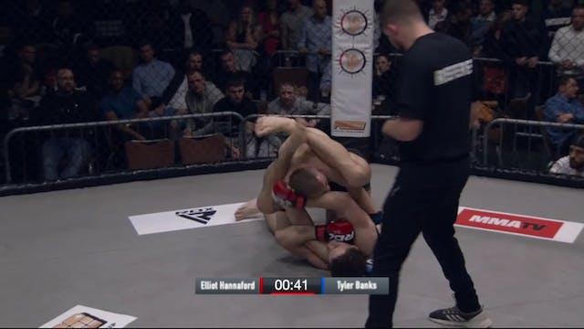 Tyler Banks vs Elliot Hannaford