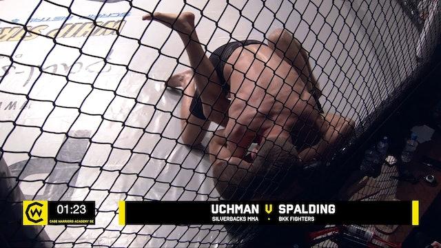 UCHMAN VS SPALDING