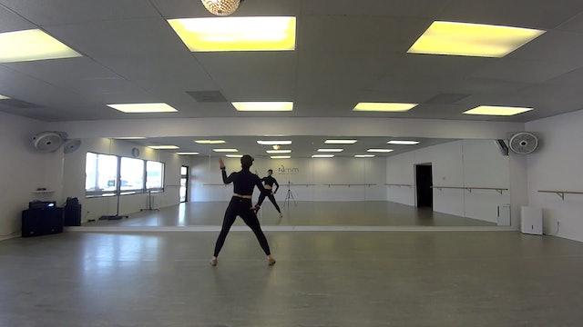 Cardio Dance Class-Level 2 Routines