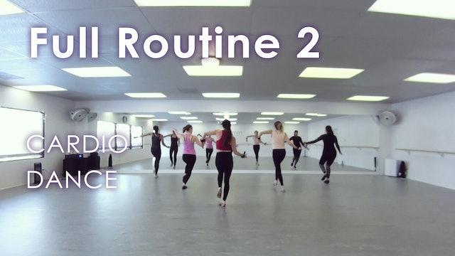 30 minute Cardio Dance Class #2