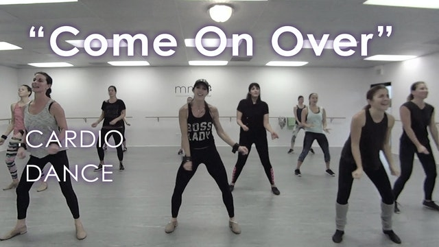 """""""Come On Over"""""""