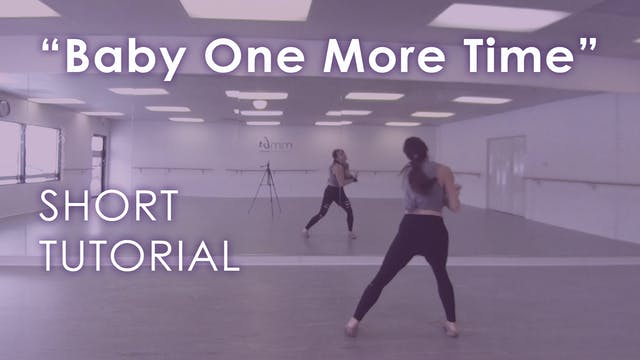 """Baby One More Time"" - Short Tutorial"