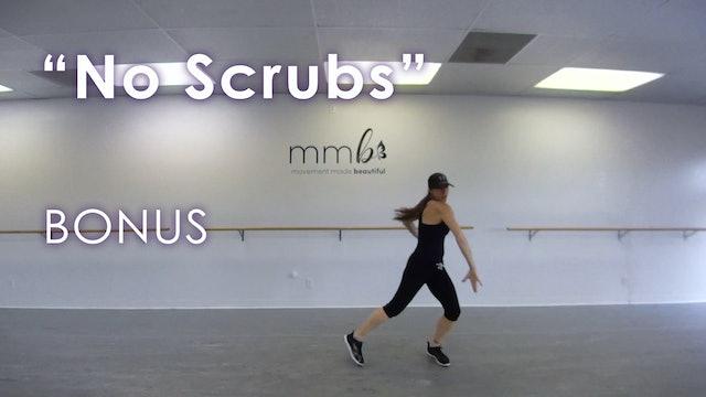 """No Scrubs"" Cardio Dance Routine Front View"