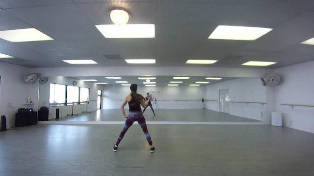 Level 1 Cardio Dance class