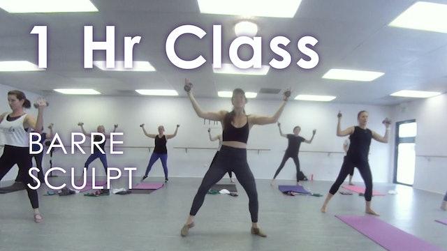 1 Hr Full Class