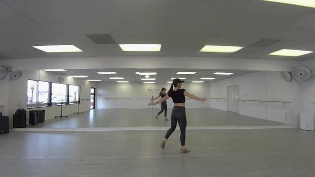 Fall 2018 Cardio Dance Routines