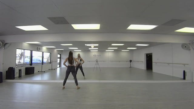 """If You Seek Amy"" Cardio Dance Tutori..."