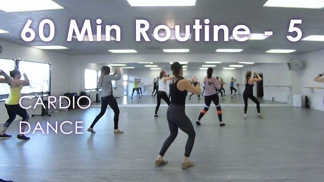 Full 60 min Routine #5