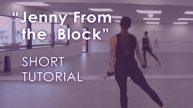 """Jenny From The Block"" - Tutorial"