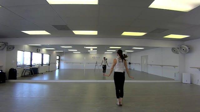 """""""Hit Em' Up Style"""" Cardio Dance tutor..."""