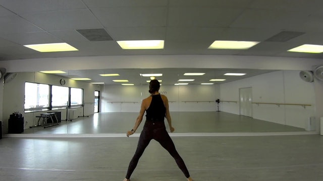 """Medicine"" Cardio Dance Tutorial + Routine"