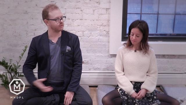 Lodro Rinzler & Ellie Burrows - 22 Minute - Couples Meditation