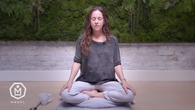 Ally Bogard - 10 Minute - Calm and Pr...