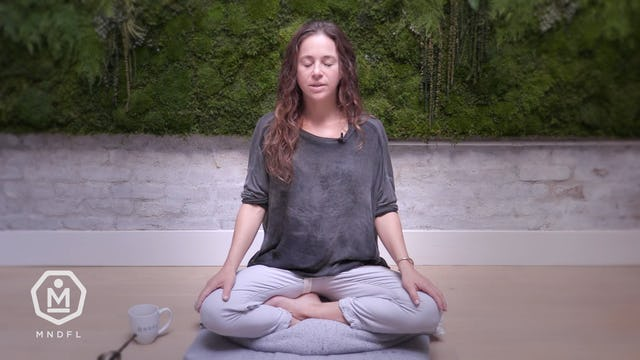 Ally Bogard - 10 Minute - Calm and Presence