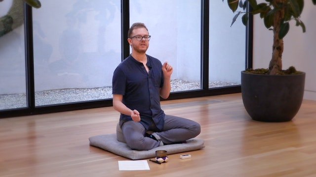 The Buddha Walks into the Office: Compassionate Leadership with Lodro Rinzler