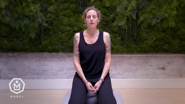 Kathy Cherry - 10 Minute - Compassion for Oneself