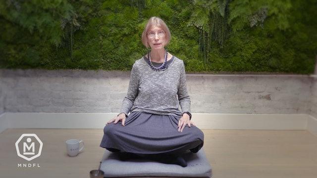 Paulette Graf - 9 Minute - Choiceless Awareness