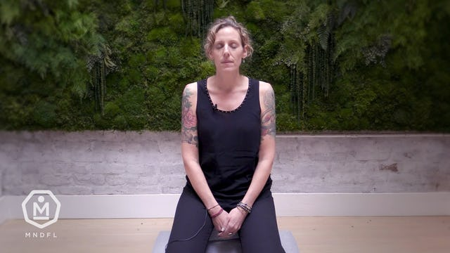 Kathy Cherry - 20 minute - Intention