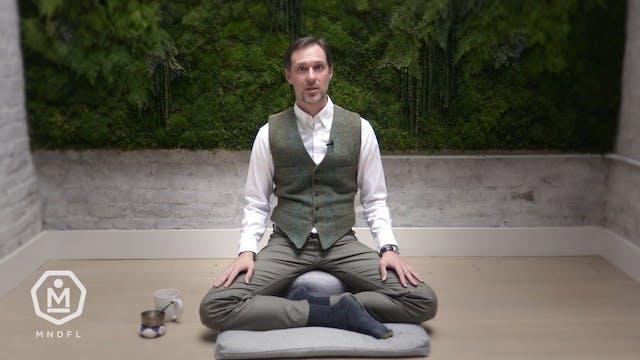 David Perrin - 2 Minute - Intentions