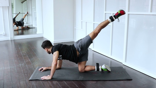 Toning the Glutes on the Mat