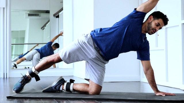 Mat Workout - Legs and Butt