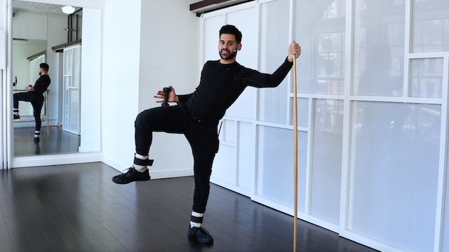 Standing Stick Sequence with Javi