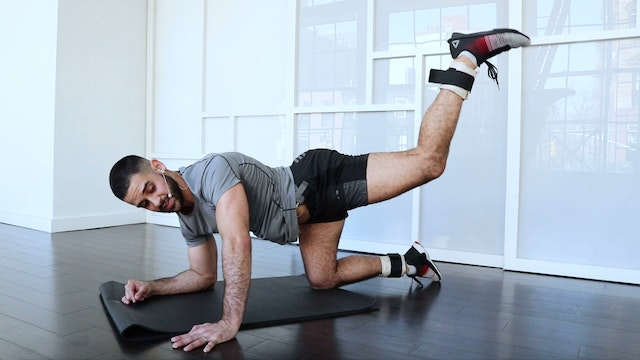 Glute Focused Mat Sequence ADVANCED