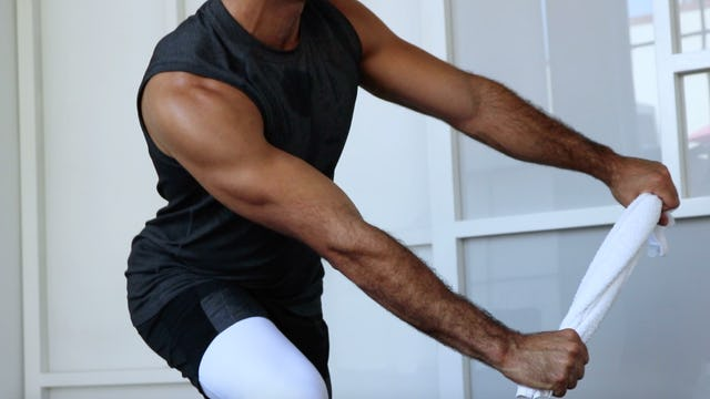 Legs and Butt - Using Your Own Body Resistance