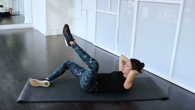 Dynamic Ab Sequence