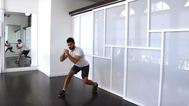 Sweat it Out! Cardio Sequence