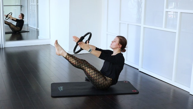 NO MUSIC! Strong Core & Toned Thighs