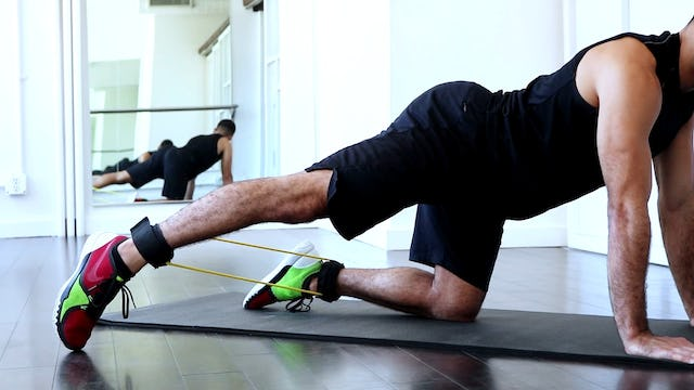 Tone your Thighs, Lift your Butt on the Mat