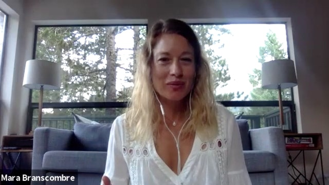 Embodied Ritual with Mara Branscombre