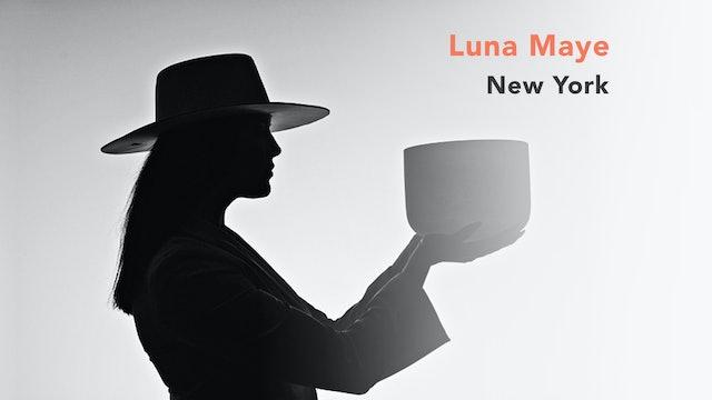 Evoke Your Inner Artist Sonic Experience with Luna Maye