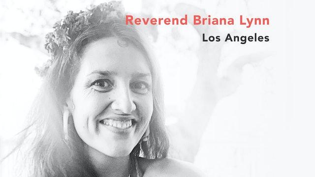 Deepening the Art of Sacred Facilitation with Rev. Briana Lynn Cavion