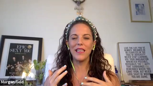 Healing Through the Chakras with Morg...
