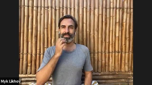 Guided Pyramid Breathwork Experience with Johann Urb