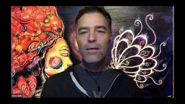 Breathwork for the Release of Self Deception with Jesse Gros